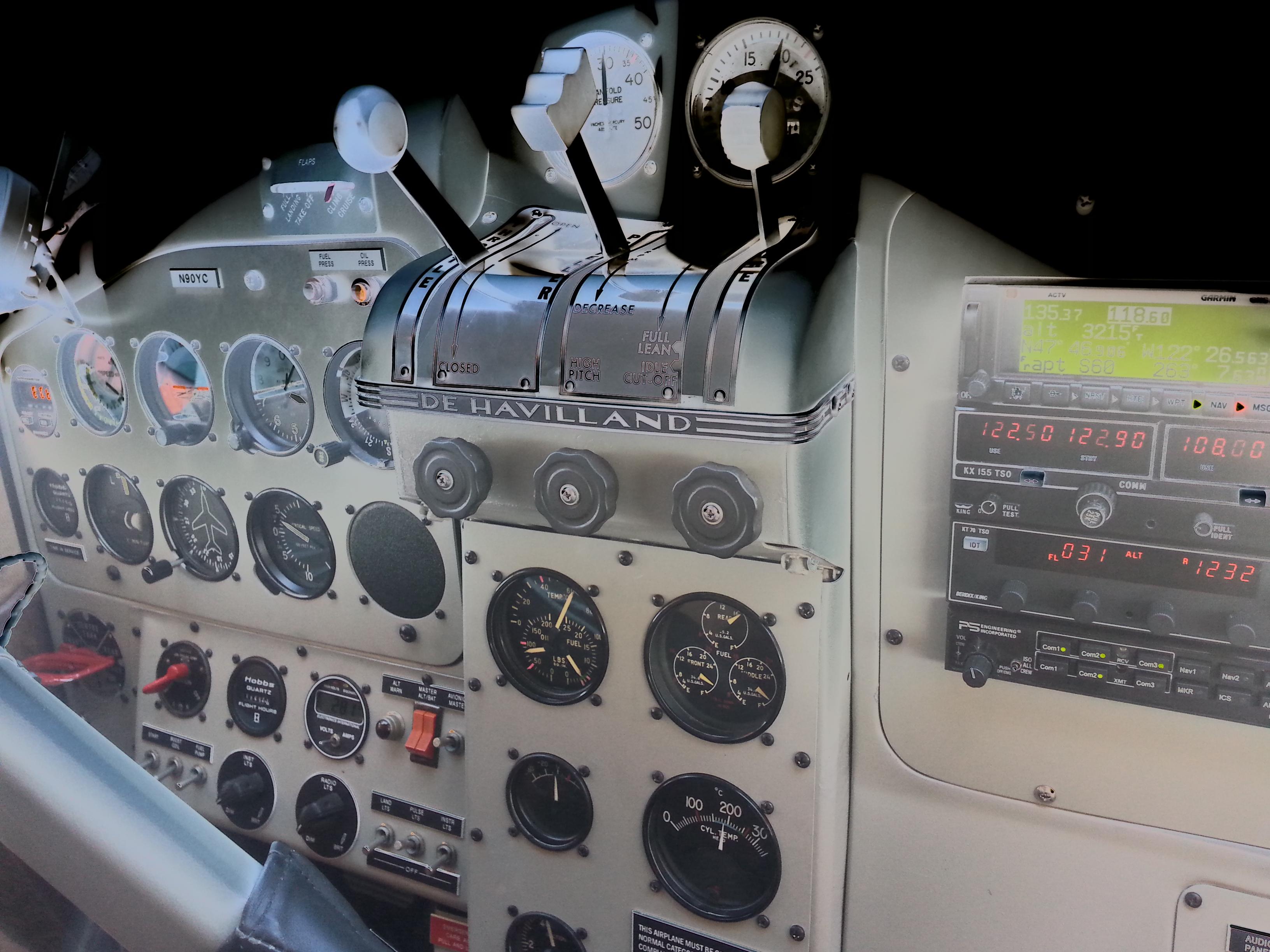 DeHavilland Beaver DHC-2